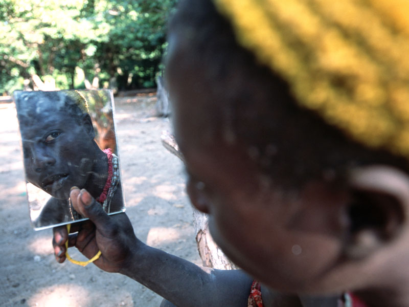 The Jarawa tribe has suffered visits from a host of intruders since the Great Andaman Trunk Road was built in the 1970s