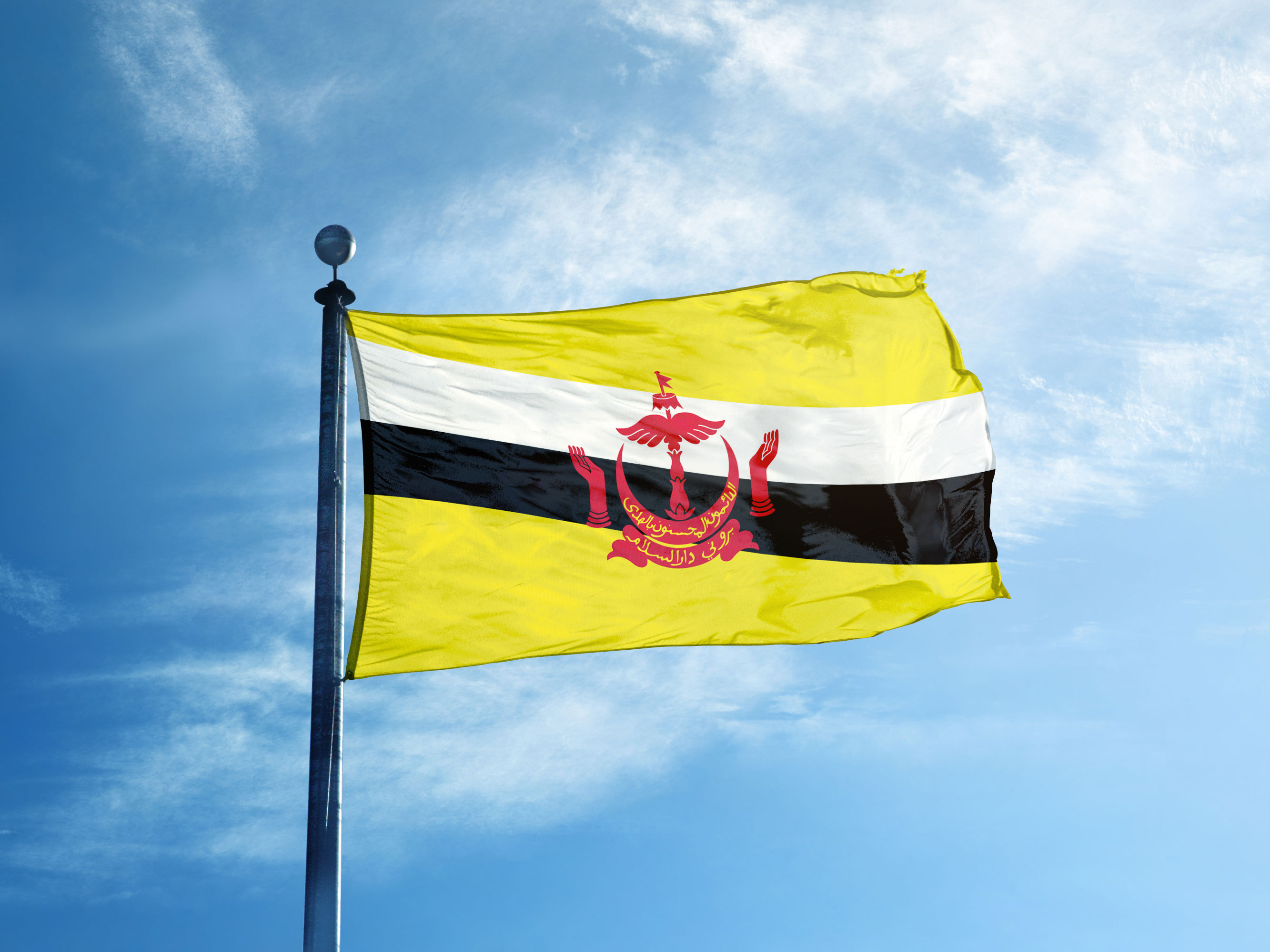 Brunei is a tiny monarchy located on the north coast of the island of Borneo in South-East Asia. Since 1968, the country has been ruled by Sultan Hassanal Bolkiah