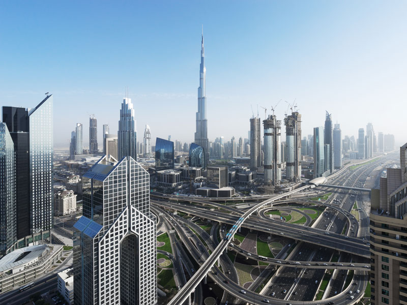Dubai, United Arab Emirates. The country is rated as one of the leading career destinations due to the excellent overall earnings potential on offer
