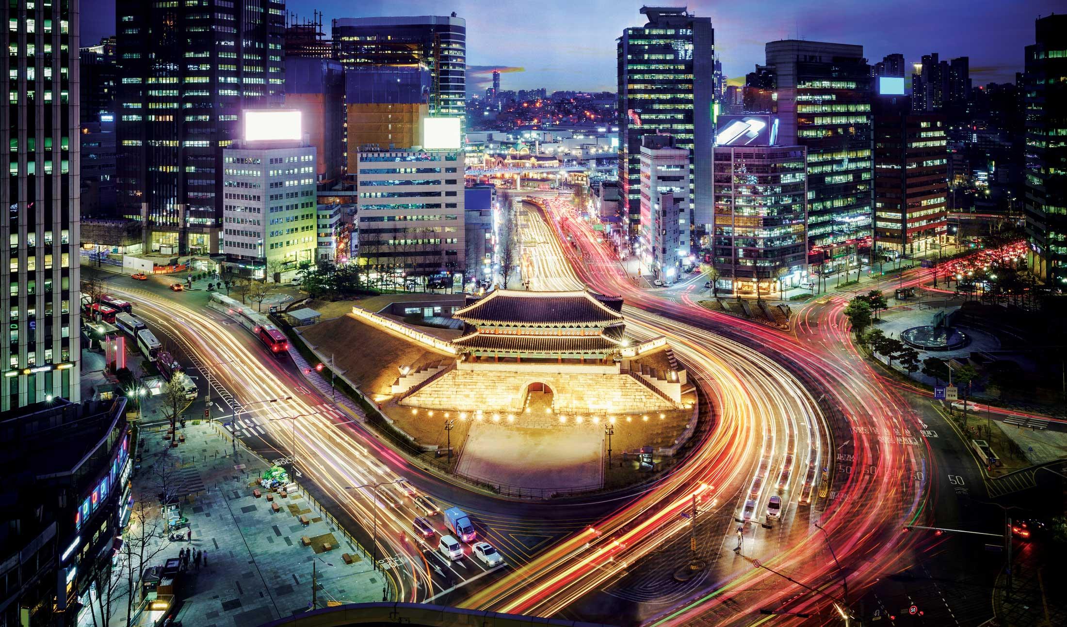 Speed Dating i Seoul Korea